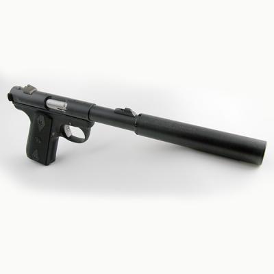 Hollywood - Black nitride steel 22LR, 17WMR, 22Mag, 5.6x28, autofire
